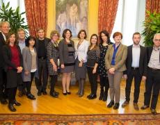 Il nostro incontro con la Presidente Laura Boldrini